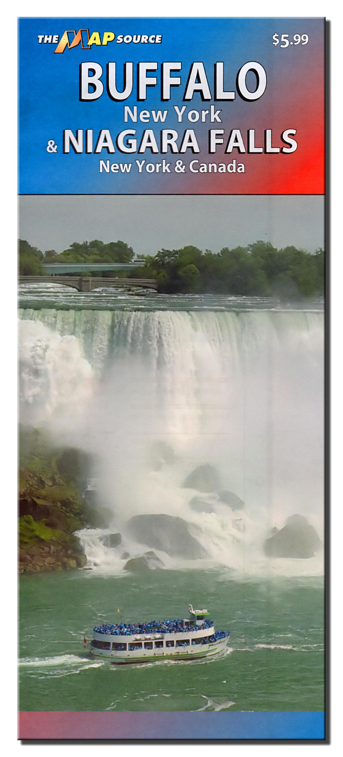 Buffalo And Niagara Falls New York